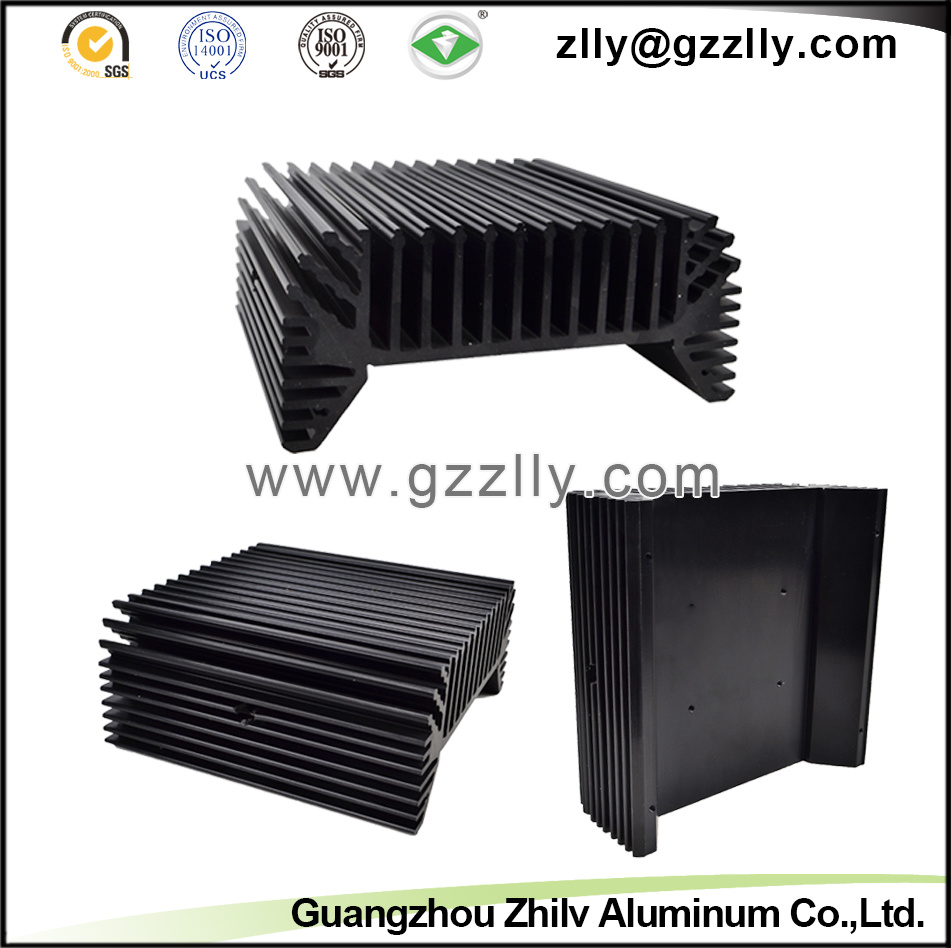 Stage Equipment Aluminium Extrusion Heatsink