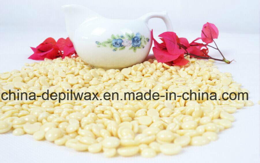 Depilatory Wax Lavender Hard Wax Pellets