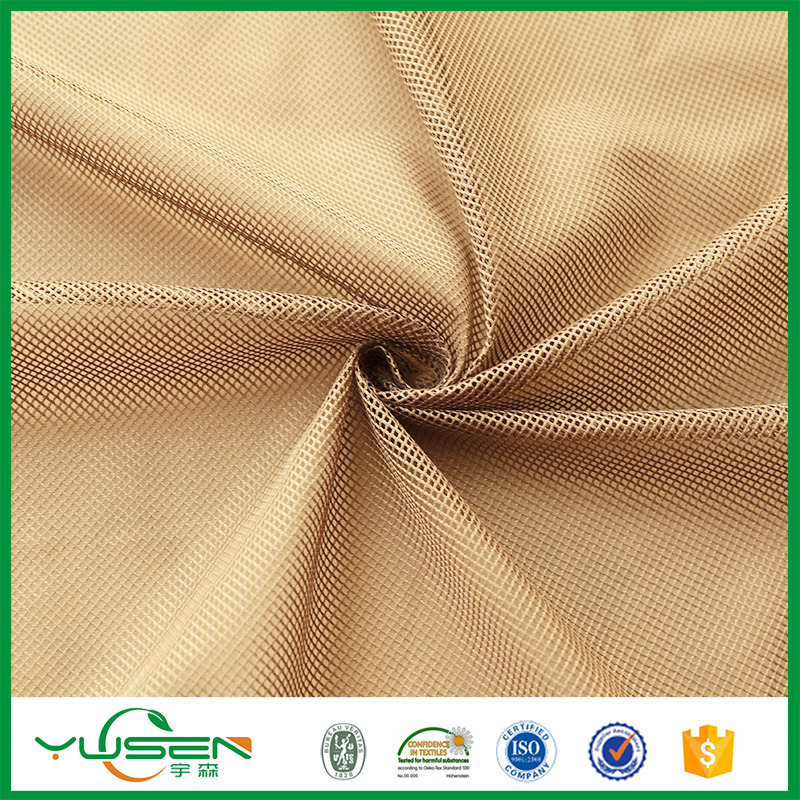 Chinese 100% Polyester 2: 2 DTY Mesh Fabric for Garment