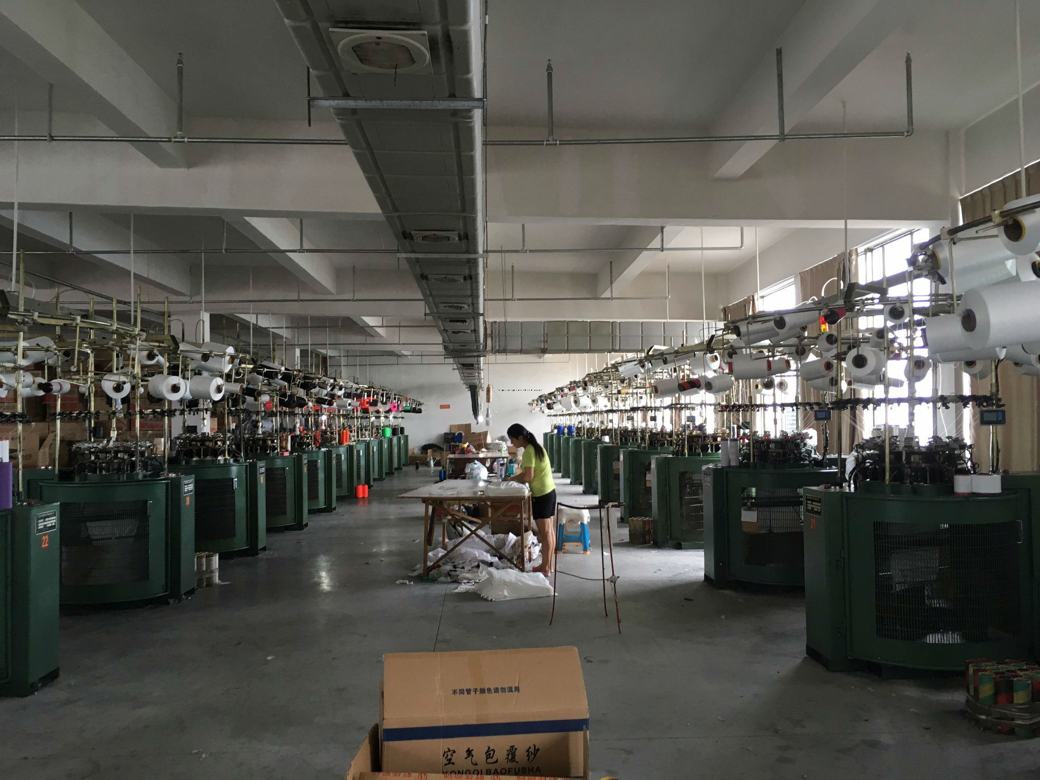 Seamless Garments Knitting Machine Fs-C