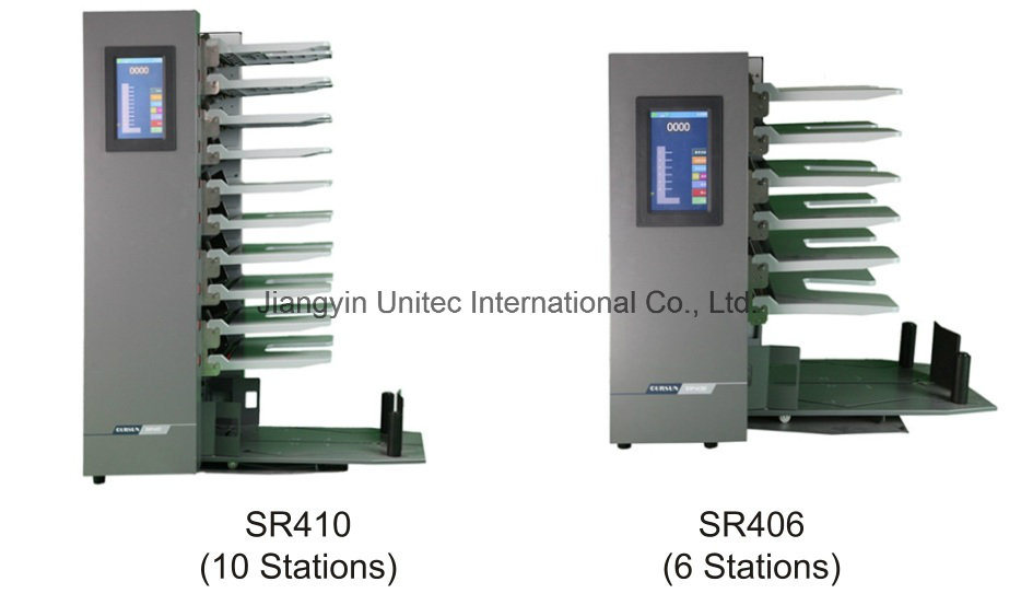 Paper Collator Sr410/Sr406