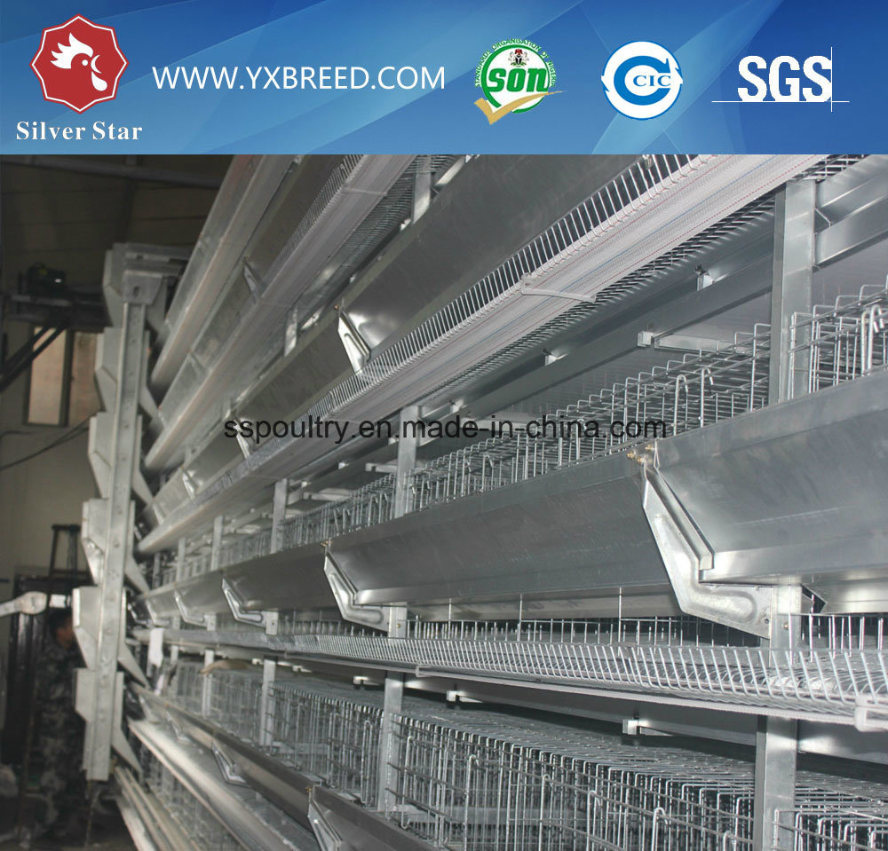 Poultry Farm Battery Chicken Egg Layer Cage