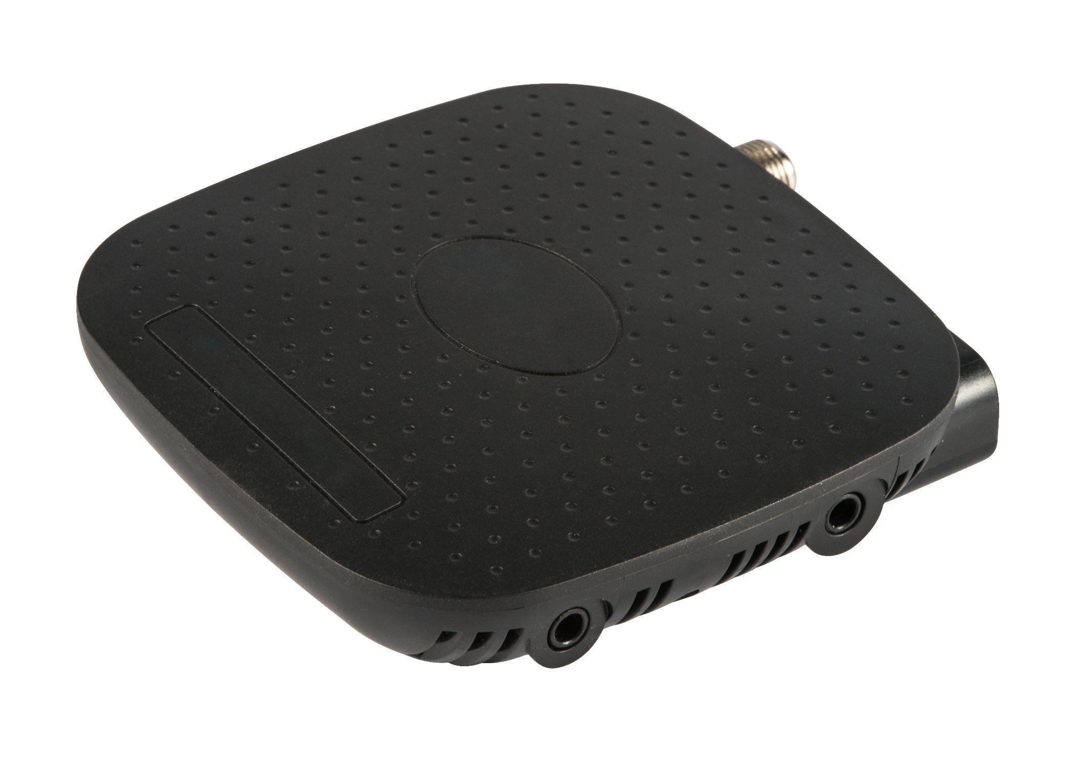 New 1080P Full HD Set Top Box DVB S2 with HD Channels