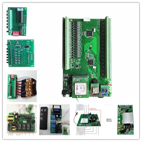 Customizing Printed Circuit Board OEM PCBA