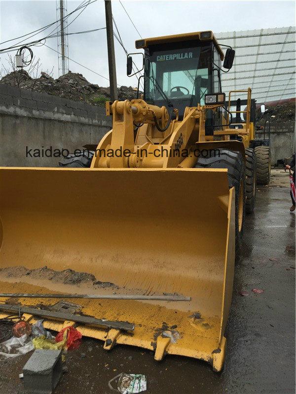 Used Cat 966g Wheel Loader Original Japan