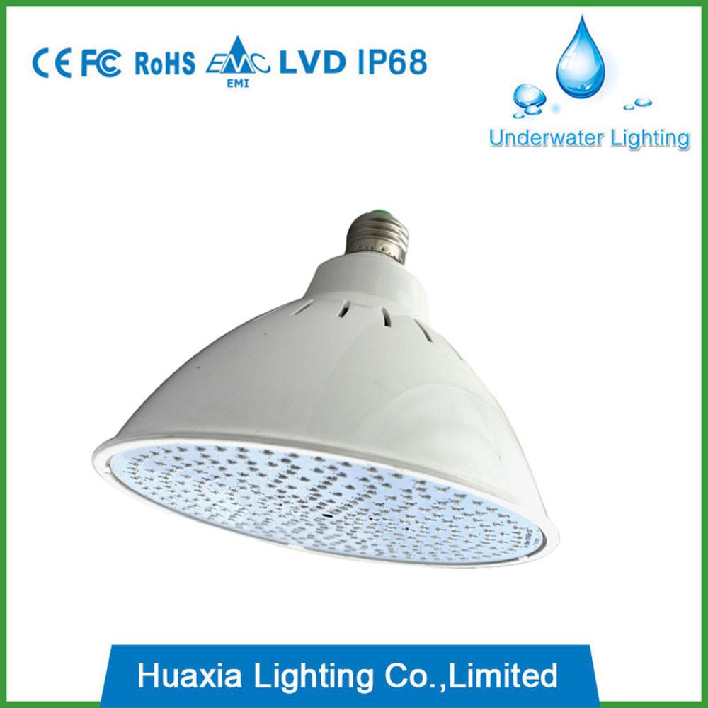 AC220V AC12V E27 LED Swimming Pool Underwater Light