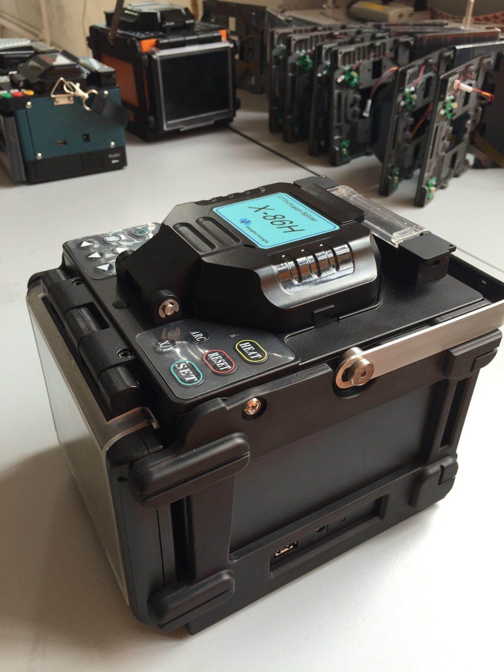 Shinho X-86h Automatic Excellent Optical Fiber Splicing Machine