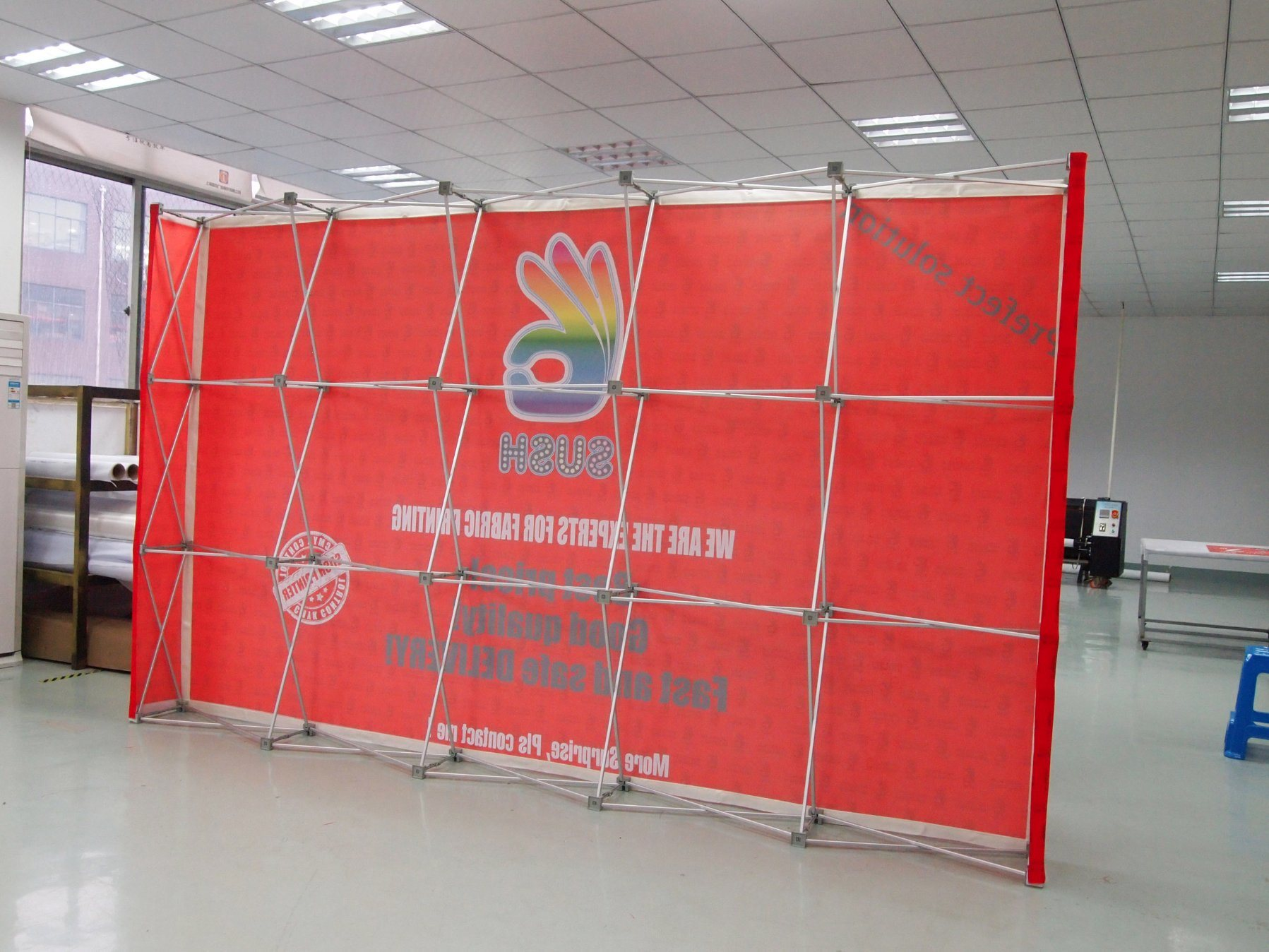 Hot Easy Banner Pop up Display
