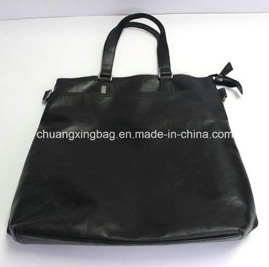 2017 Fashion PU Leather Hand Fashion Men Designer Handbag