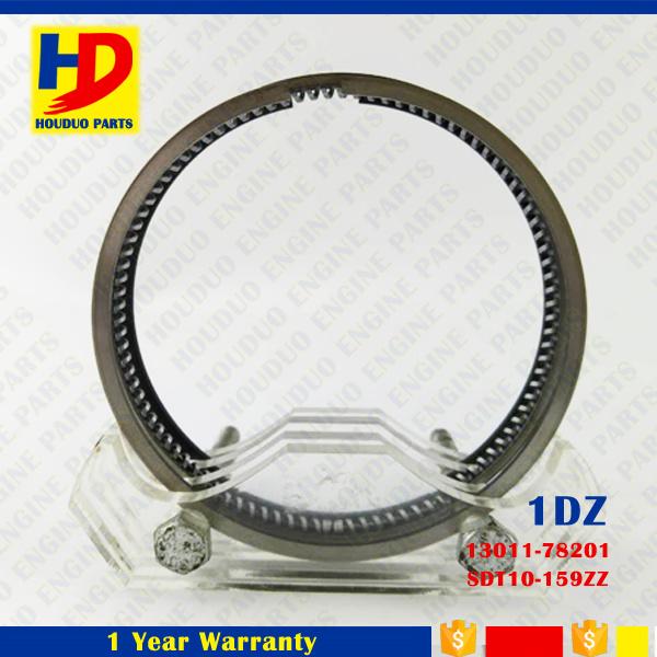 1dz 1dz2 Engine Piston Ring Kit for Toyota Forklift Parts (13011-78201 SDT10-159ZZ)