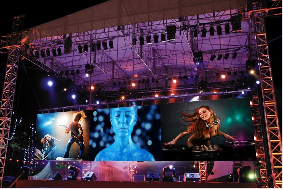 P2.5mm Indoor Fully HD LED Screen / LED Display for Events