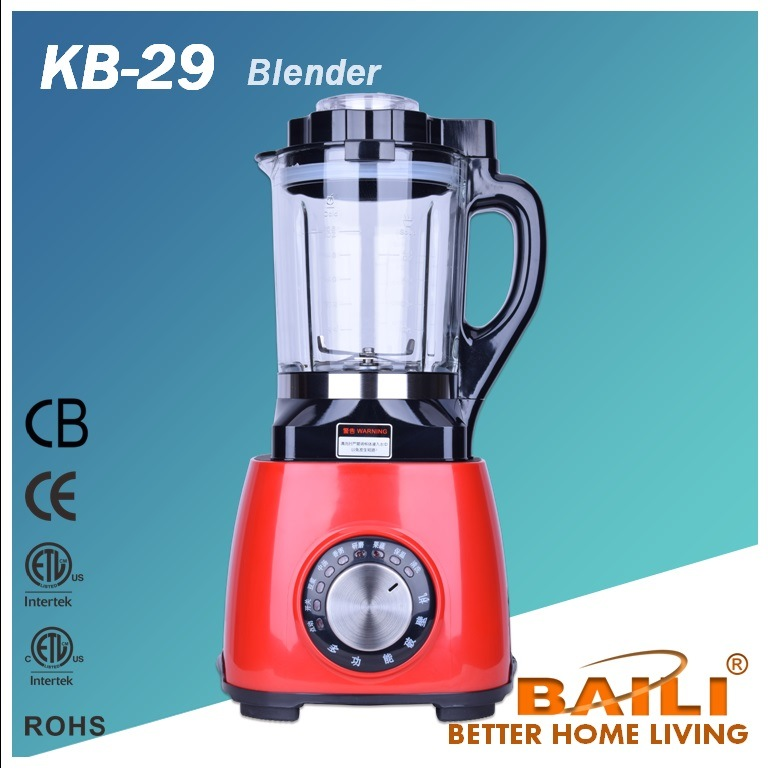 Ice Crusher Commercial Blender with Powerful Motor