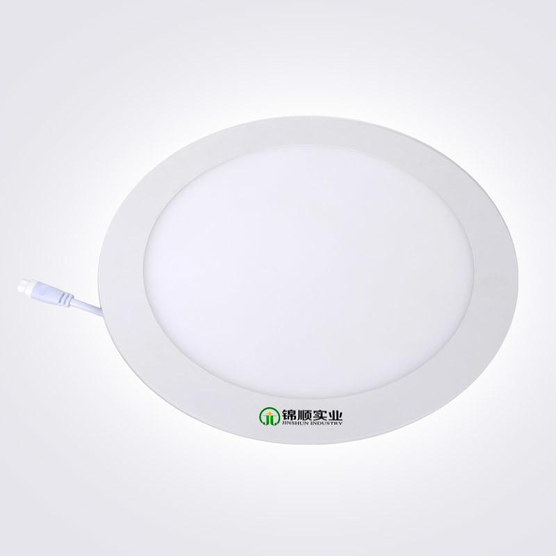 High Quality Slim Round 3W 6W 9W 12W 15W 18W 24W LED Panel Light for Ceiling