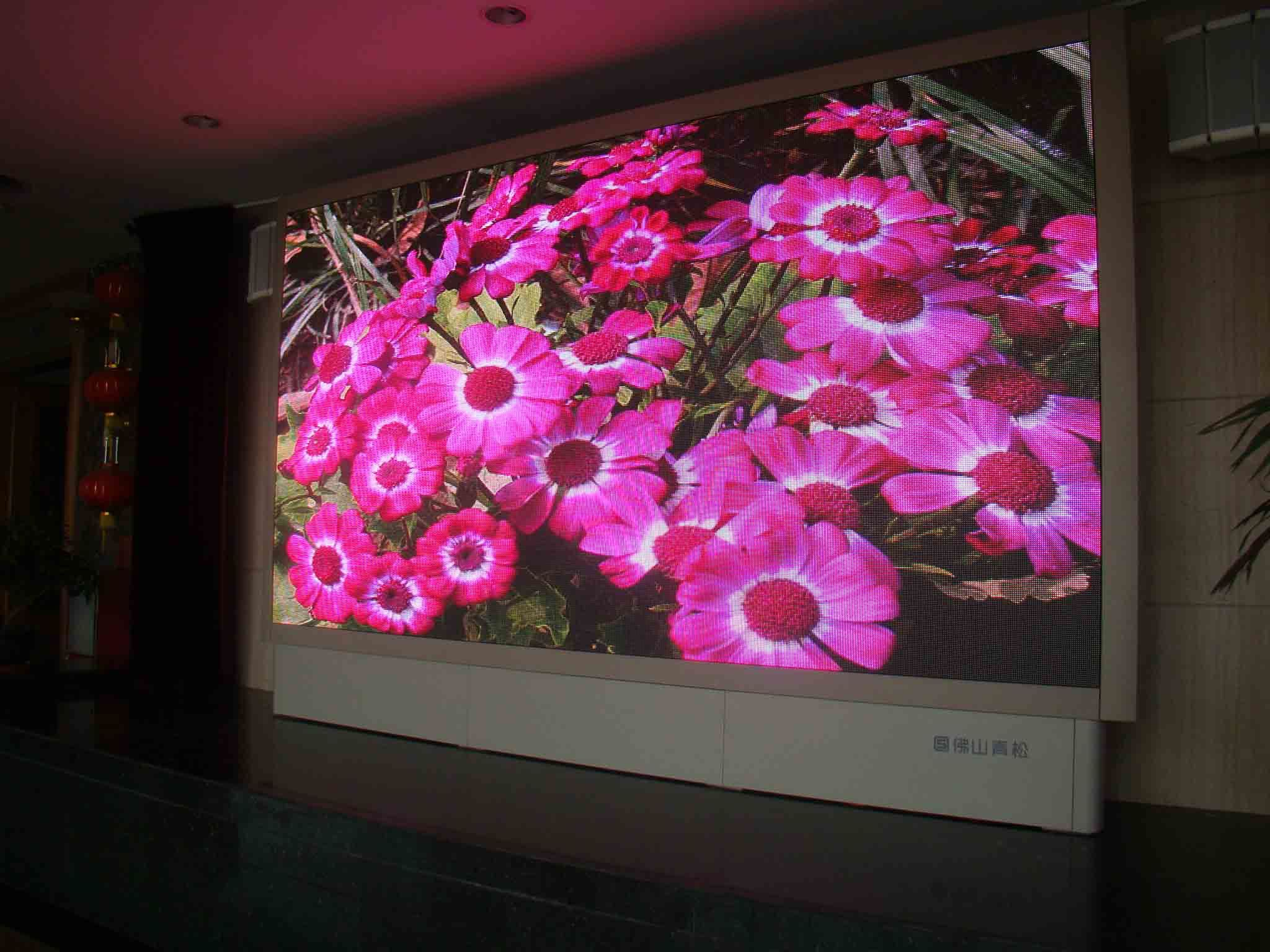 HD High Quality P3 Indoor SMD Advertising LED Display
