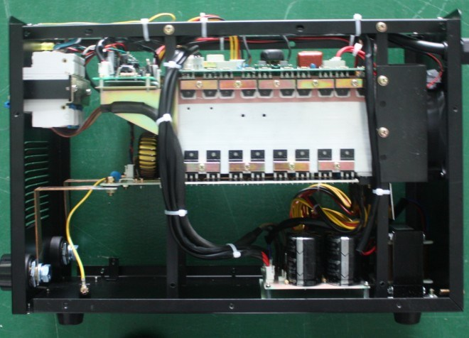 300A, Three Phase, Inverter DC Welder (MMA/ARC300)
