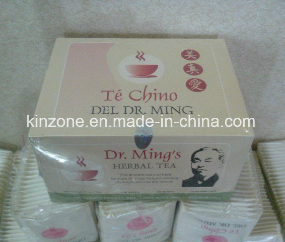 Te Chino Del Dr Ming Slimming Tea 30/ 60 Bags Package