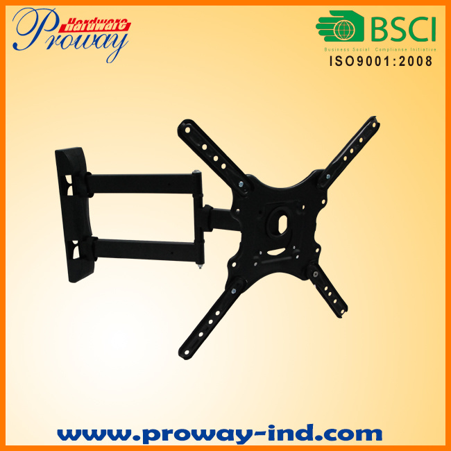 """Full Motion Wall Mount TV Bracket Max Vesa up to 400*400 TV Mount Fits Most 22""""-60"""" LED LCD Tvs"""