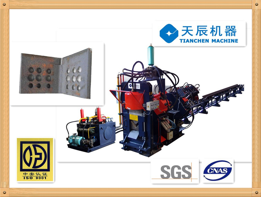 CNC Angle Processing Machine for Steel Tower
