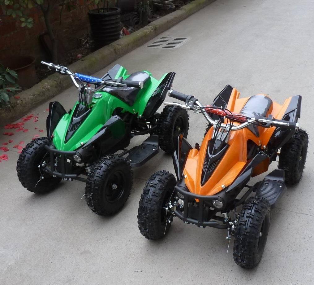 China kids electric quad bike 800w china mini atv kids atv for Motorized quad for toddler