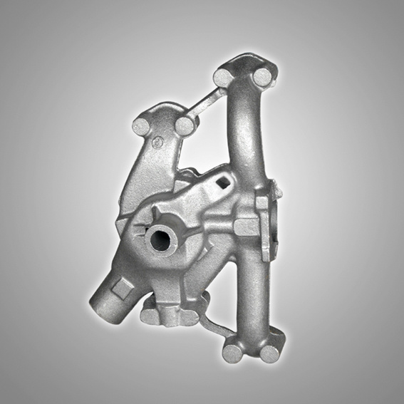 China ductile iron casting auto parts