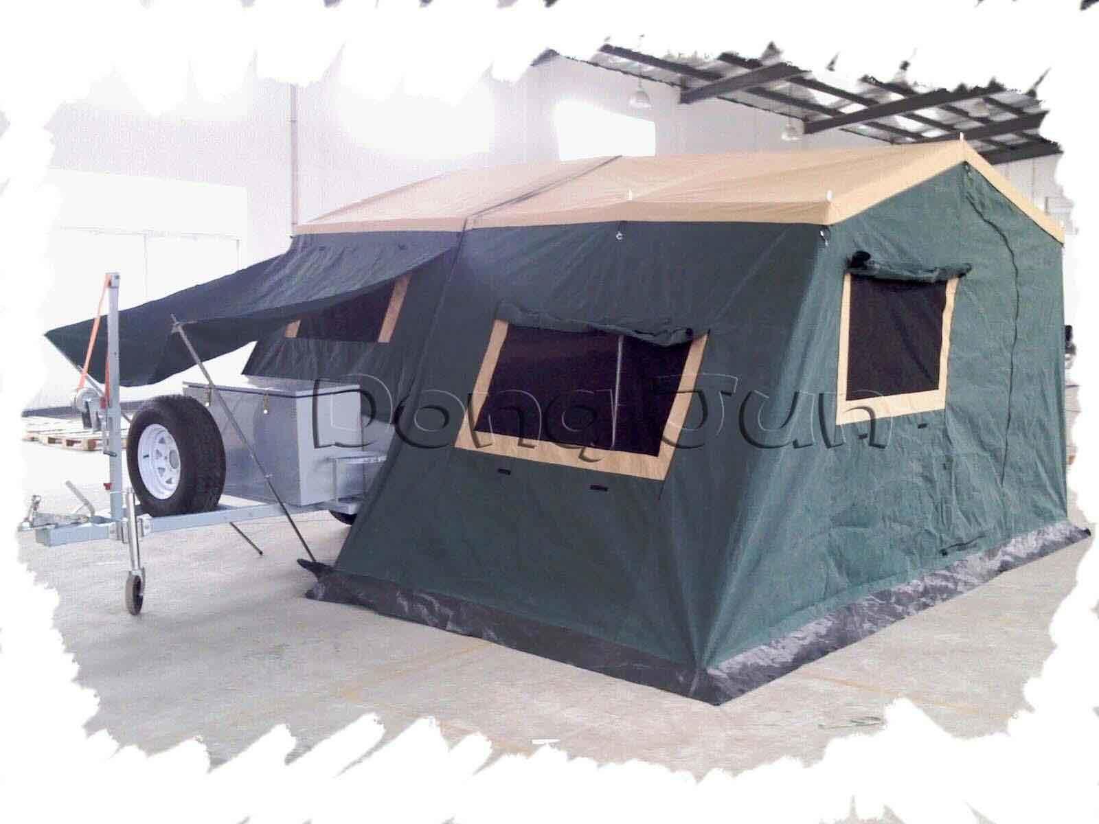 Elegant Camping Trailers
