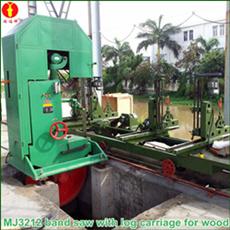 Mj3212 Large Wood Band Saw Timber Machine
