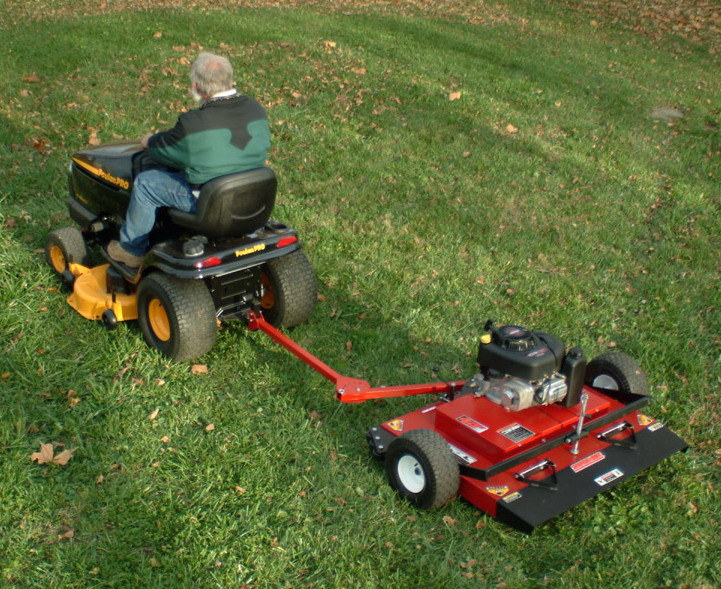 ATV UTV Finishing Lawn Mower FM60MK - ATV Accessory