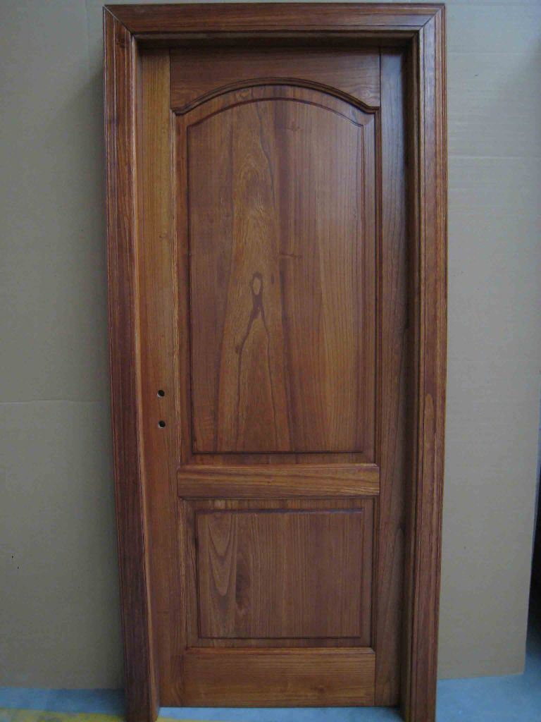 China wooden doors china door wooden door for Wooden entrance doors