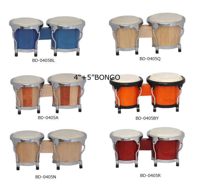 "4""+5"" Bong Drum (BD-0405)"