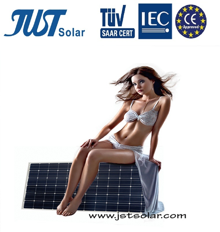 200W Mono Solar Panel with High Quality