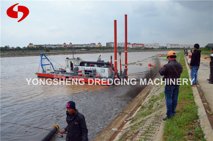 Csd 200 Sand Dredger for Sale