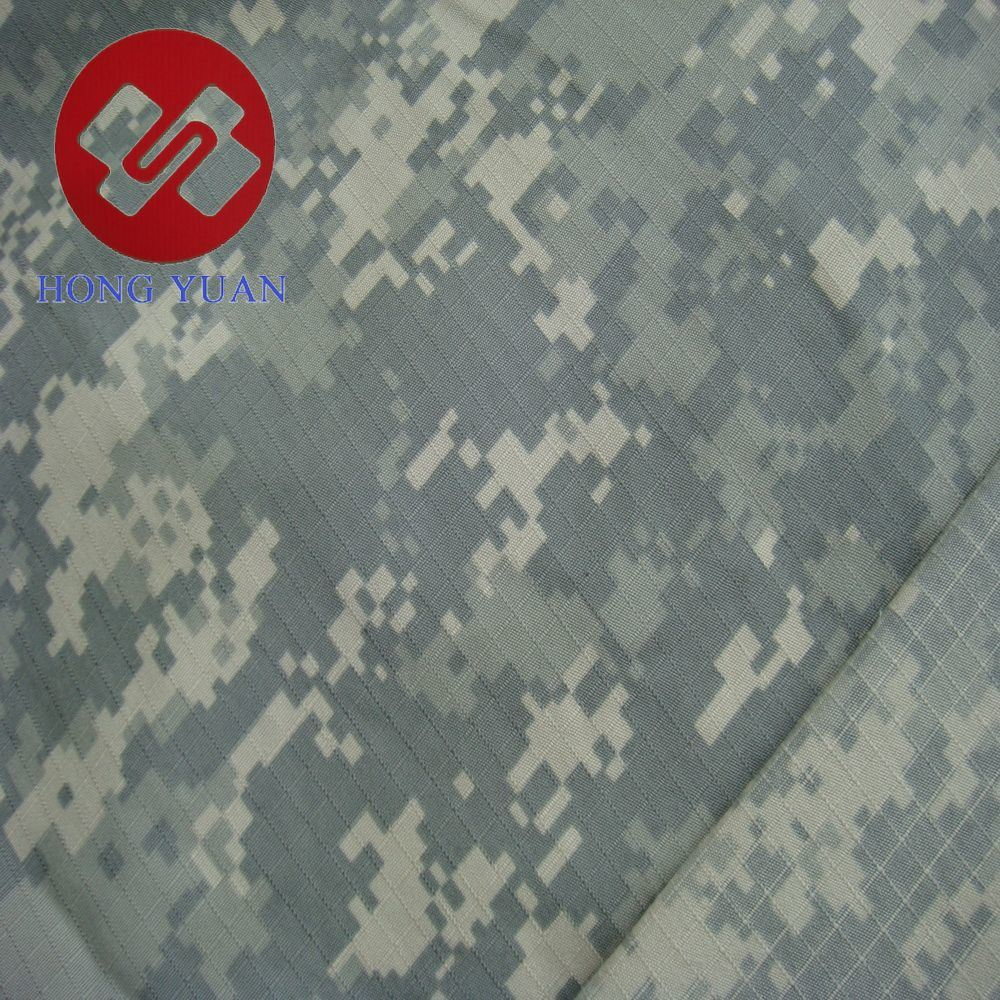 Digital Camouflage Fabric (HY-CAMOU0017)