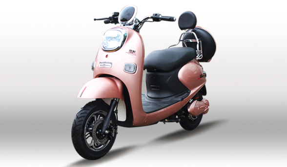 New Design 1000W Electric Motorcycle for Lady