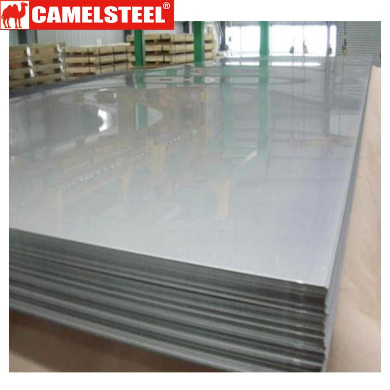 Zibo Camelsteel Galvanized Steel Sheet