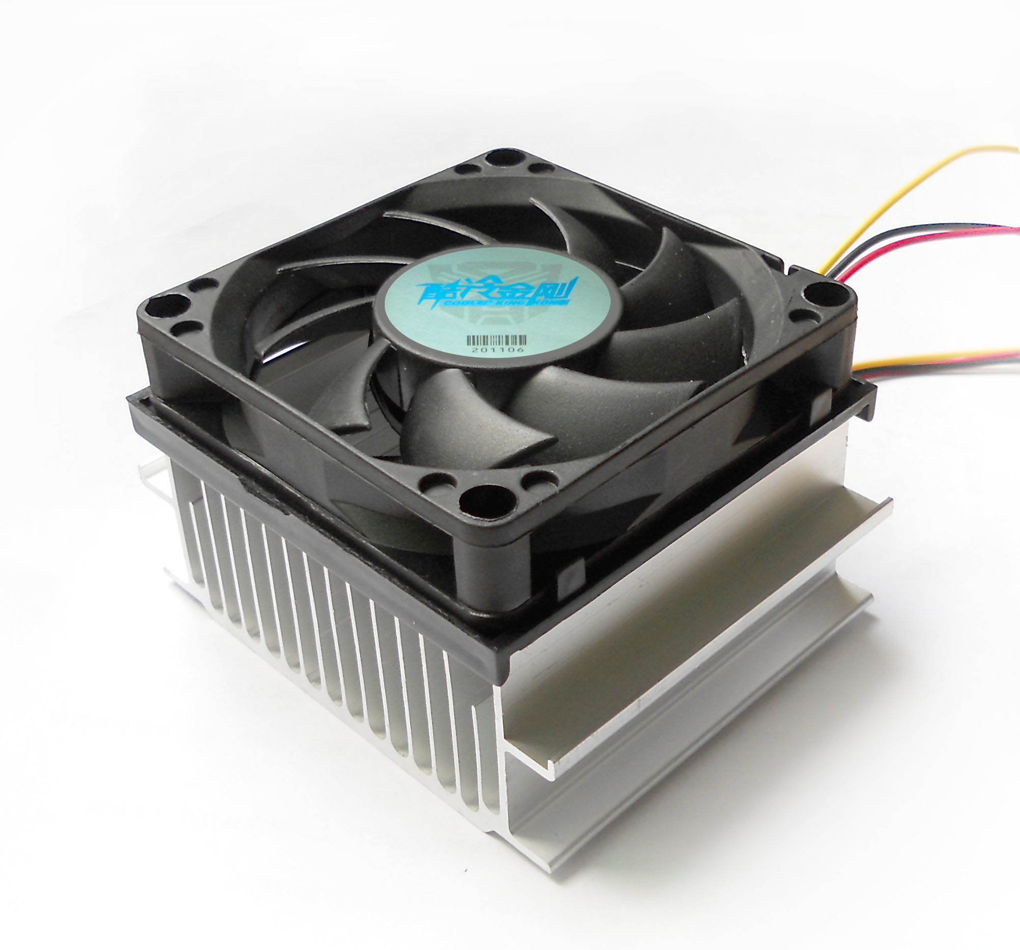 China CPU Cooling Fan (GJ 478) China Cpu Cooling Fan Cpu Fan #1895B3