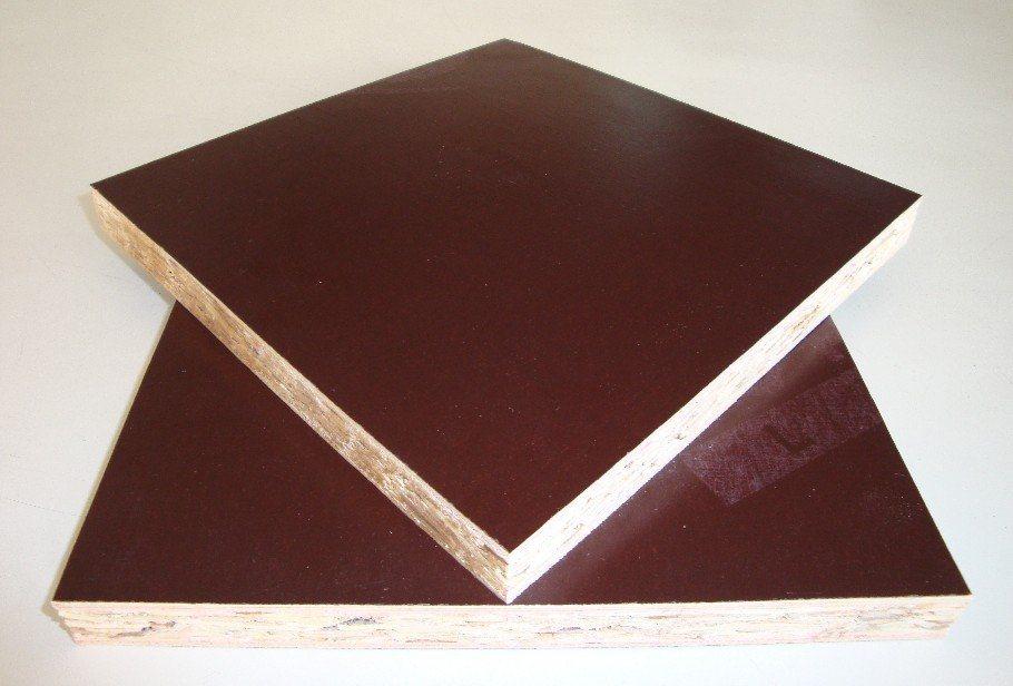 Plywood veneer china brown film faced black