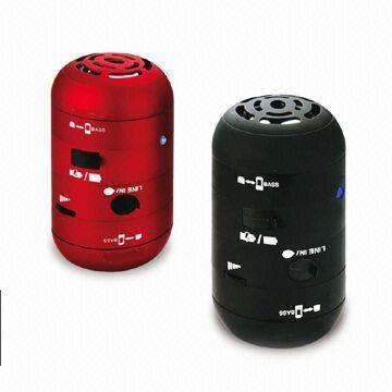 Hi-Fi Portable Speaker System (SH-PSPEAKER-002-1)