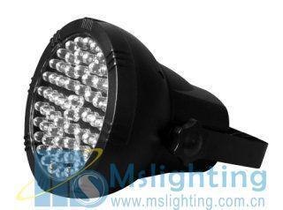 61PCS Ф 10s RGB LED Big Change Color Light/LED PAR 38 / LED Color Change Light