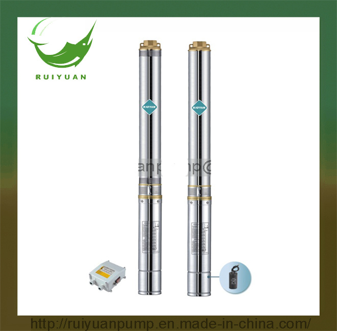 Cheap Price Copper Wire Electric Submersible Borehole Water Pump (4SD)