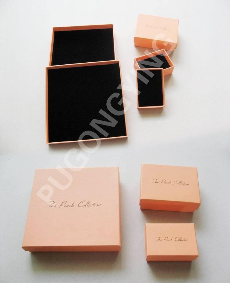 China paper gift box jewelry boxes