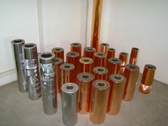 Rotogravure Cylinder printing maker