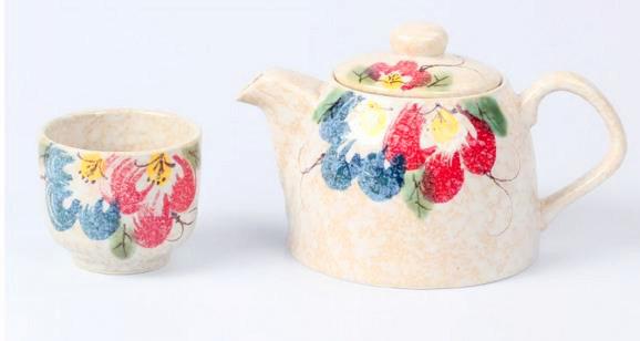 Popular design in Market Ceramic Tea Pot Set