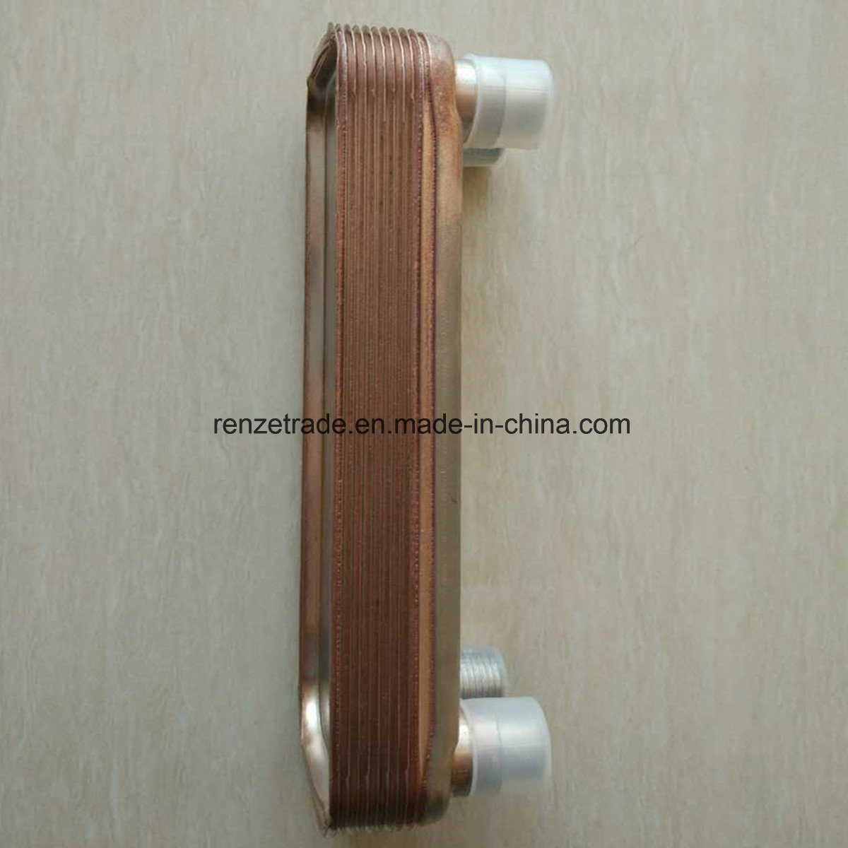 High Quality China Supplier for Industrial Refrigerant/Water Cooling Brazed Plate Heat Exchanger