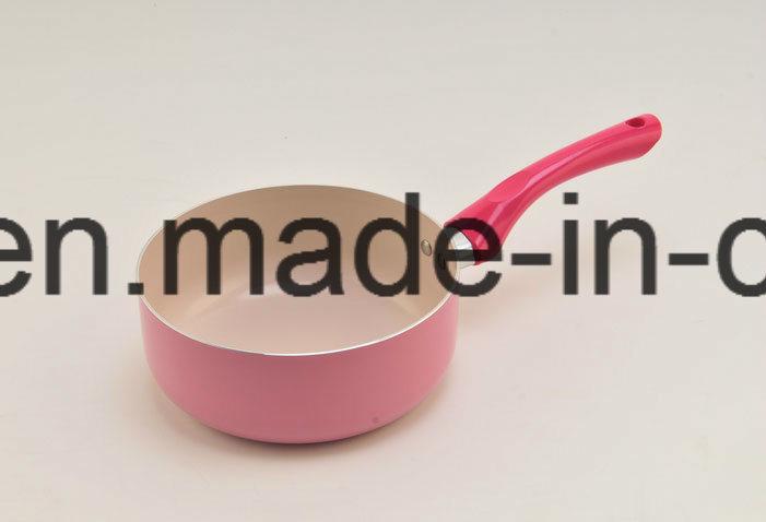 Alloy Aluminium Coated Non-Stick Soup Milk Pot Cookware Sets SX-YT-A028