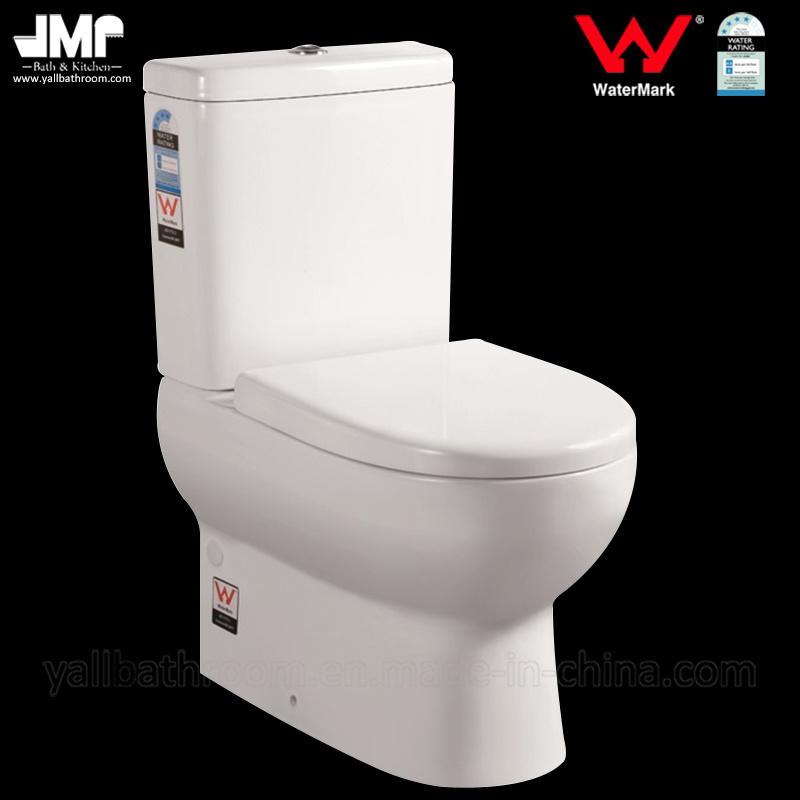 Watermark Sanitary Ware Toilet Seat Bathroom Ceramic Toilet