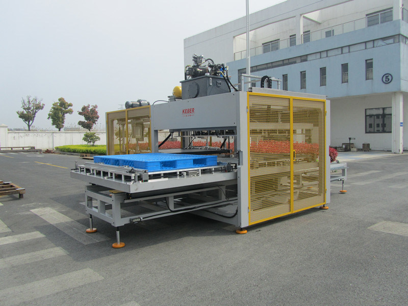 (SGS, CE Approved) Logistic Plastic Pallet Welding Machine Pallet Welder (KEB-ZD1212)