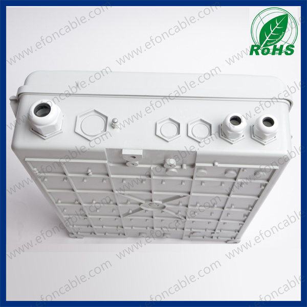Outdoor Pole Mount Fiber Optic Termination Box