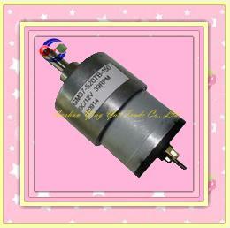 Hot Sale 37mm DC Gear Reduction Motor with 1.5V 3V 4.5V 5V 6V 9V 12V 24V Voltage No. 7
