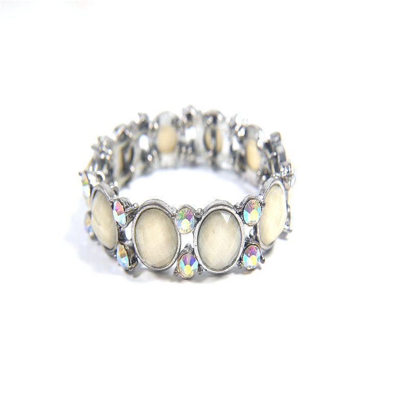 New Item Alloy Fashion Jewellery Stretch Bracelet