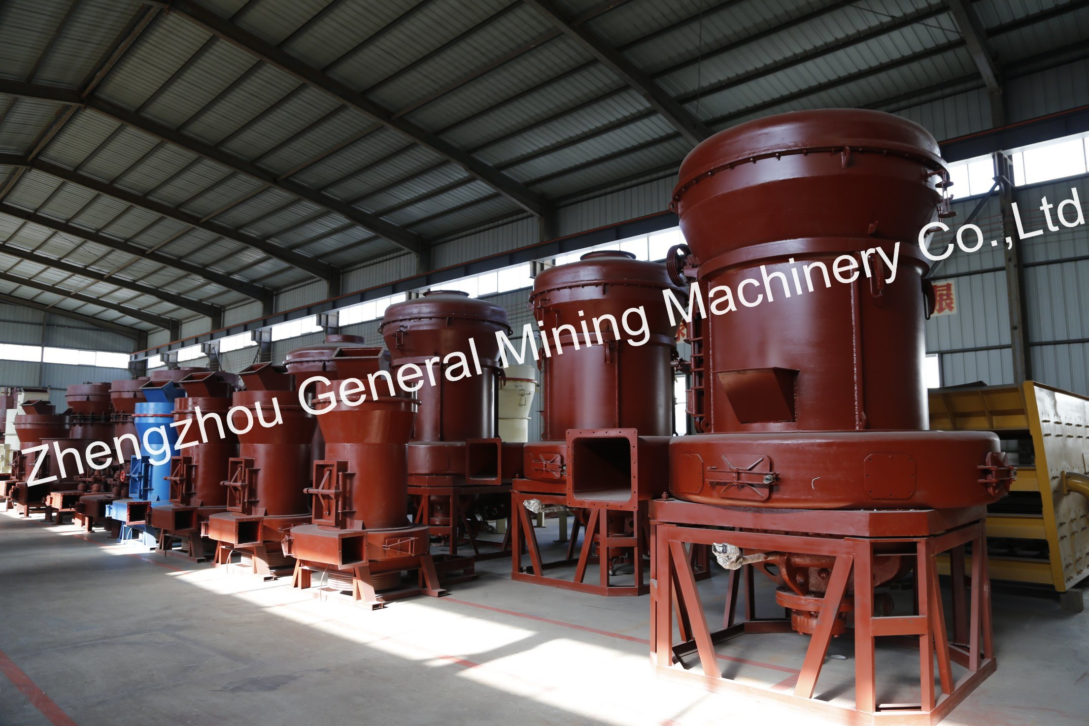 Raymond Grinding Mill Machine for Stone Grinding